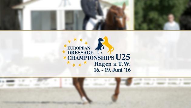 U25 Dressage Championships